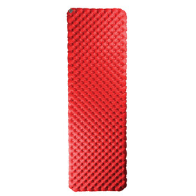 Sea to Summit Comfort Plus Insulated Mat Rec Large red